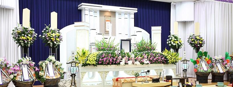 一般的な葬儀の形式