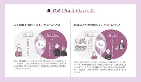 東京葬儀が掲げる「ちょうどいい」家族葬とは
