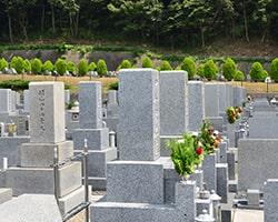 墓地に埋葬するには許可証が必要