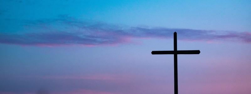 キリスト教を象徴する十字架